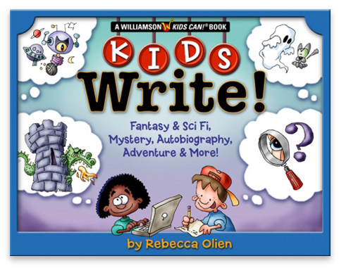 kids write Books